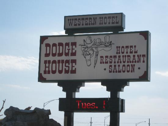 Dodge House Hotel City Kansas