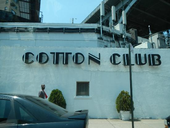 Gabby Cabby: The historic Cotton Club