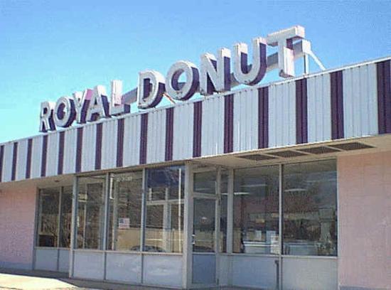 Royal Donut Foto
