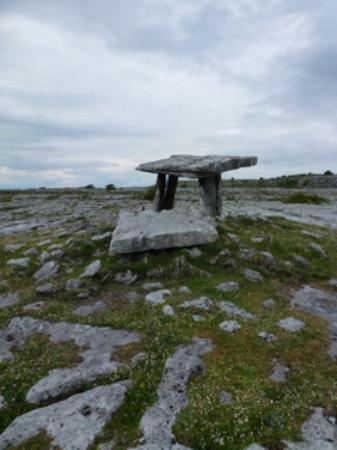 Fergus View: The Burren