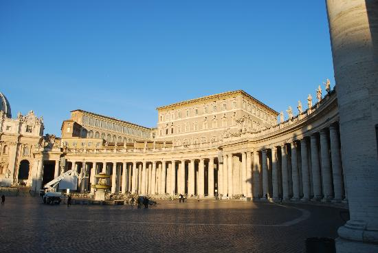 梵蒂岡酒店照片