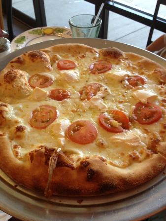 Bella Napoli Pizza: YUM!