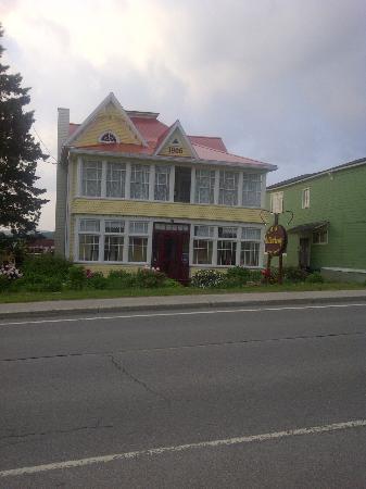 Au Vaillantbourg B&B: Une belle maison