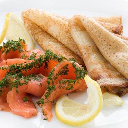Tryn-Trava: food