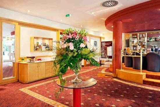 Hotel Erikson: Lobby