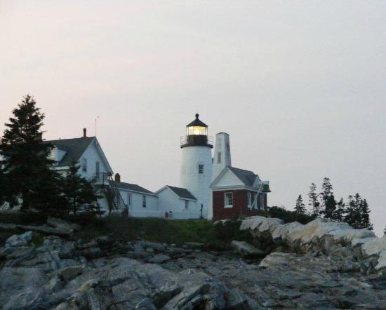 Bradley Inn: Pemaquid Lighthouse