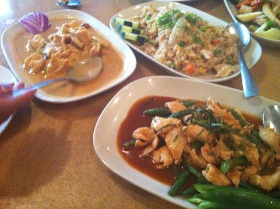 Thai Restaurant Westheimer Rd: Thai food