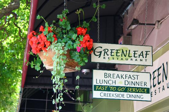 Greenleaf Restaurant: What we're all about