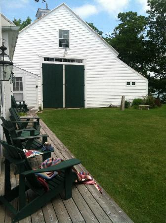Middle Bay Farm Bed & Breakfast: Outside