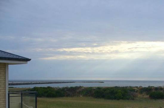 Port Denison Beach Resort: View From Unit