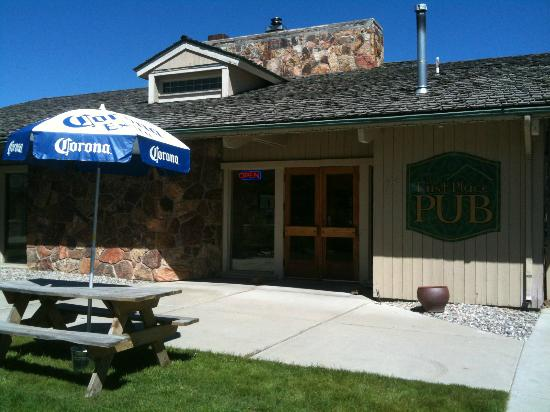 The First Place PUB: First Place Pub