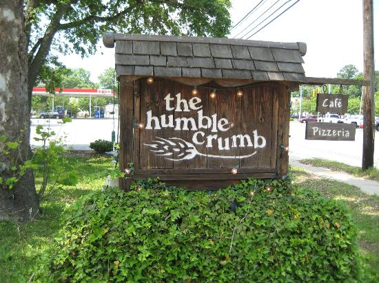 The Humble Crumb: Humble sign