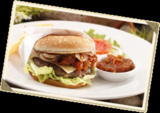 Chokchai Steak Burger Photo