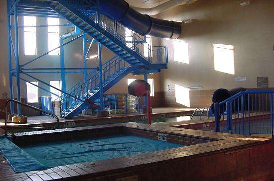 Holiday Inn Express Suites Sioux Falls Brandon The Monster Waterslide