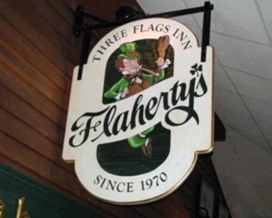 Flaherty S Three Flags Inn Honeoye Falls Menu Prices