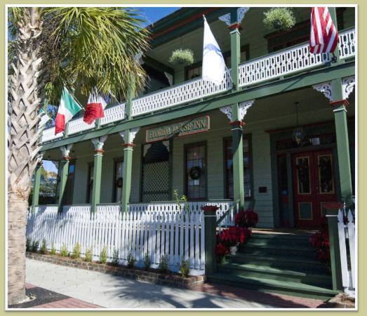 Florida House Inn And Restaurant, Fernandina Beach