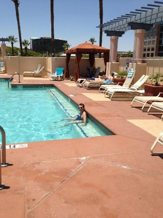 Practically Our Private Pool Picture Of Tempe Mission