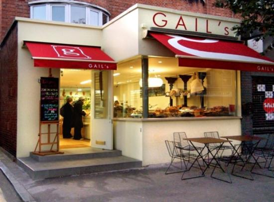 Gails Bread London Notting Hill Restaurant Reviews