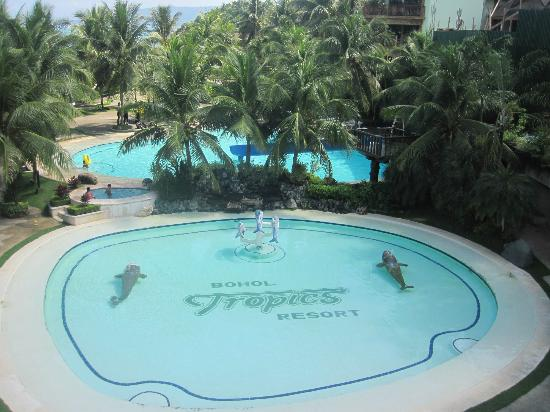 ‪‪Bohol Tropics Resort‬: Pools‬