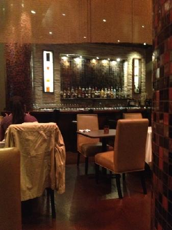 Masala Spices of India: The waterfall bar