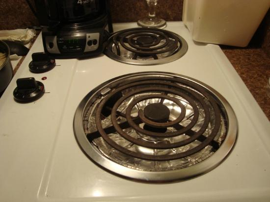 Suburban Extended Stay West Six Flags: Broken Burner 