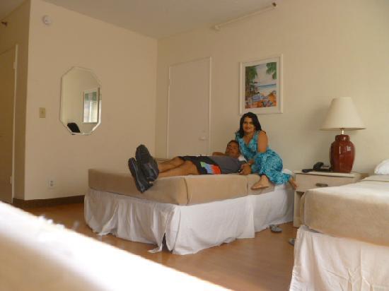 Venezia Hotel: Habitaciones amplias y comodas