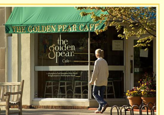 Golden Pear Cafe Photo