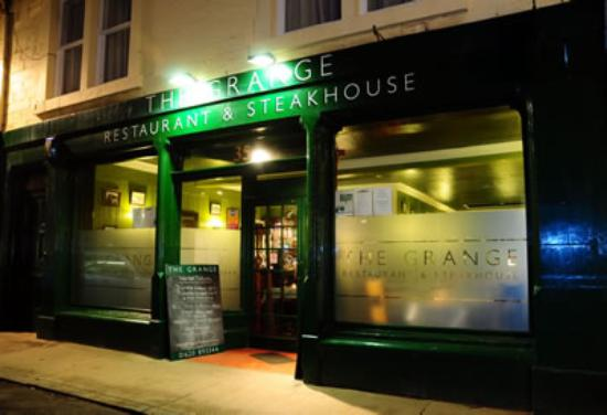 The grange restaurant and steakhouse north berwick restaurant reviews phone number photos - The grange hotel restaurant ...