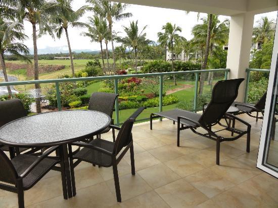 Marriott's Kauai Lagoons - Kalanipu'u: Lanai