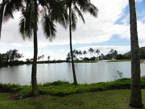 考艾礁湖萬豪飯店照片