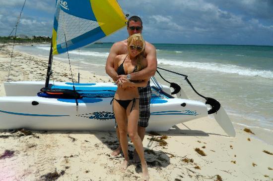Rosewood Mayakoba: Sailing