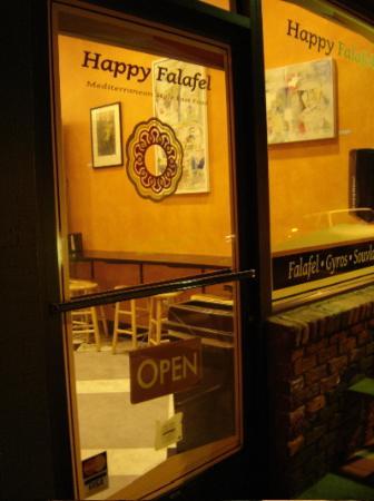 Happy Falafel Photo