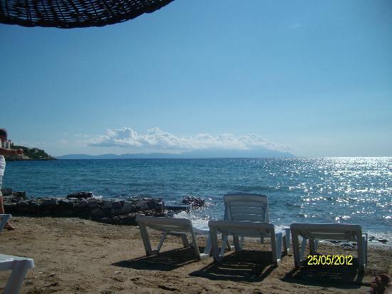 Luana Hotels Santa Maria: beach