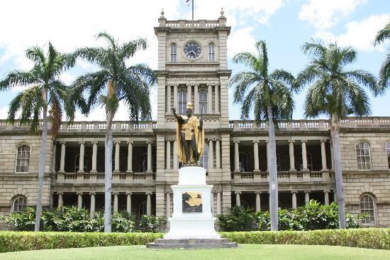 Honolulu Harbor: King Kamehameha Statute & Hawaii Supreme Court