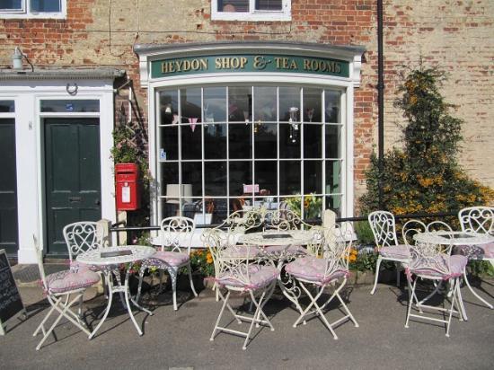 Heydon Village Tea Shop Photo