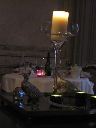 Chateau des Briottieres : Dining