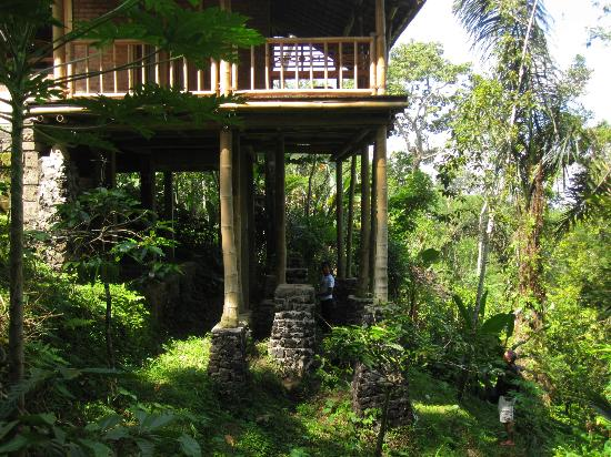 Prana Dewi Mountain Resort: The new house