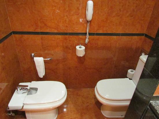 Tryp Leon Hotel: Baño