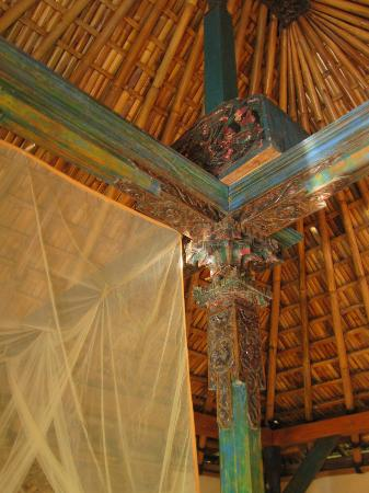 Prana Dewi Mountain Resort: decoration in the new house