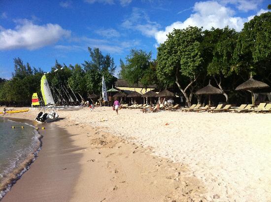 Club Med Albion Villas - Mauritius: beach