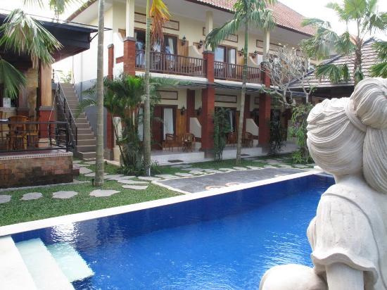 Bisma Sari Resort: Hotel