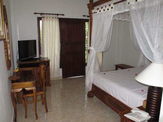 Bisma Sari Resort: Deluxe room