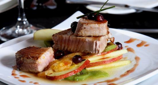 Gran Hotel Gervasoni Restaurant Di Vino