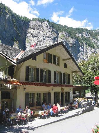 Hotel-Restaurant Stechelberg