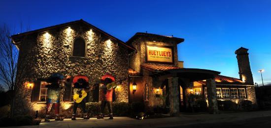 Huey Luey Mexican Restaurant Hiram Ga