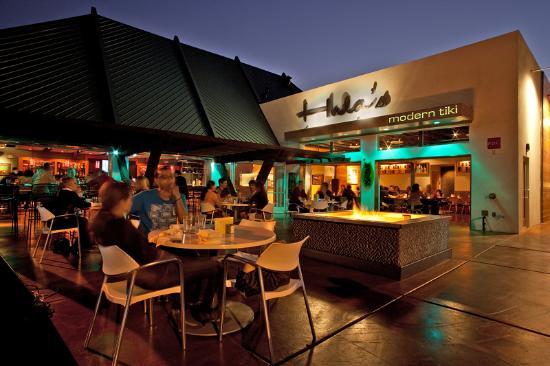Hula's Island Grill & Tiki Room