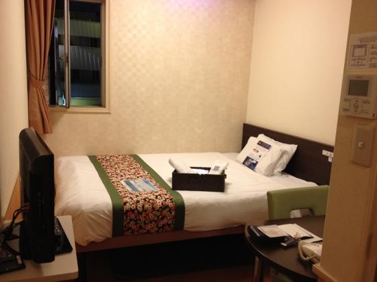 Dotonbori Hotel: Einzelzimmer 