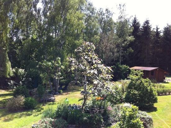 Les Pigeries : The garden