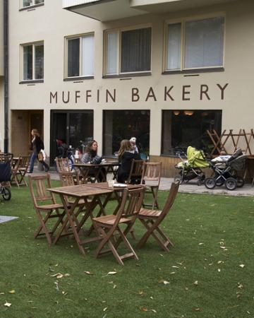 Muffin Bakery