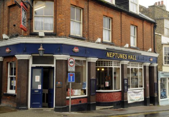Neptunes Hall Broadstairs Restaurant Reviews Phone
